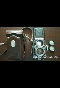 Rolleiflex 2.8F带皮套