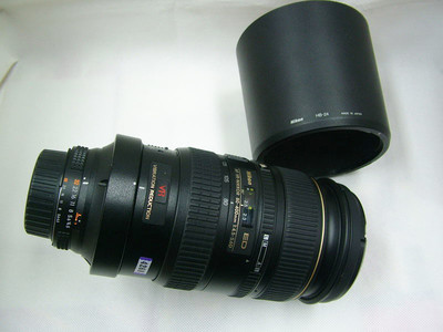 97新尼康 AF-S Nikkor 80-400mm f/4.5-5.6G ED VR带原包装#4268