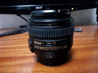95新尼康 AF-S 50mm f/1.4 G