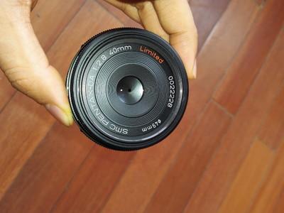 宾得 DA 40mm f/2.8 Limited