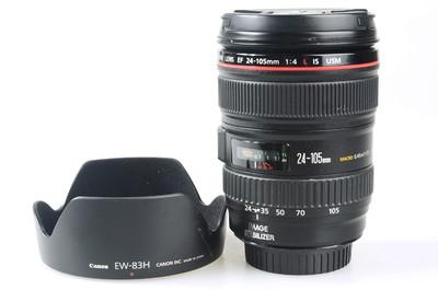 98新 佳能 EF 24-105mm f/4L IS USM