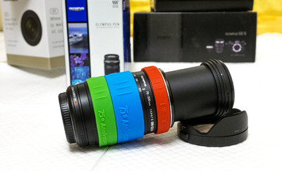 奥林巴斯 M.ZUIKO DIGITAL ED 75-300mm f/4.8-6.7 II