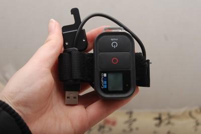 98新GOPRO 系列用的原装遥控器(欢迎议价,支持交换)