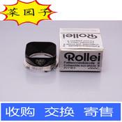 Rollei/禄来双反 Bay R II 3.5F 3.5E 原厂金属遮光罩