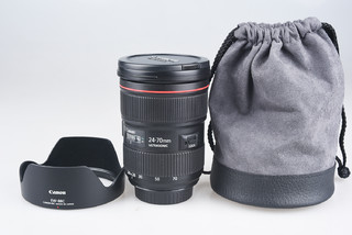98新 佳能 EF 24-70mm f/2.8L II USM