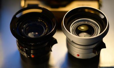 Leica Summicron-M 35 mm f/ 2 Asph