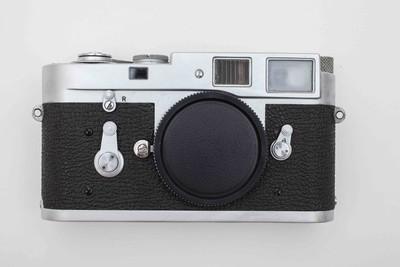 徕卡Leica M2 银色 ( NO:1112 385 ) 85%