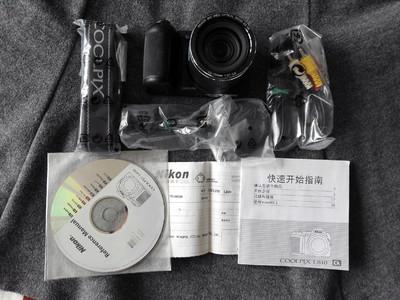 尼康 L810长焦机全套包装配件99新包邮卖!