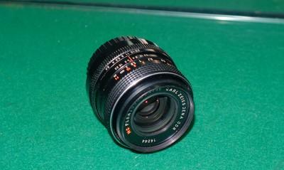 czj35/2.4东菜明镜已改尼康口,成像实,对焦无限远