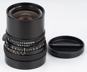 极新净 哈苏CF50 4 Carl Zeiss Distagon CF50mm/f4 T* 广角镜头