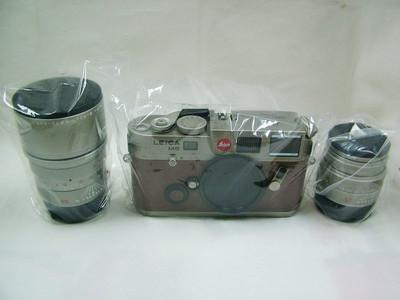 99新徕卡 Leica M6 TTL 0.72 钛版 旁轴胶卷胶片相机#9901