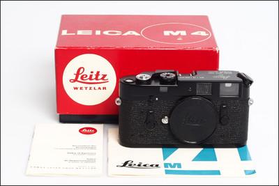 徕卡 Leica M4-M MOT 成色极好 带包装