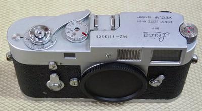 Leica/徕卡 M2 银色机身