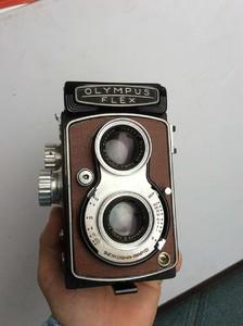 奥林巴斯flex双反相机