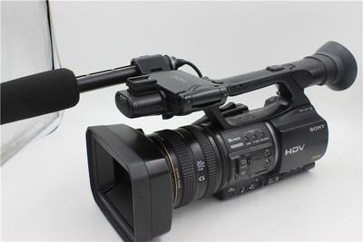 索尼 HVR-Z5C二手磁带摄像机 肩扛式 Z5C 婚庆好机器Z7C  Z100