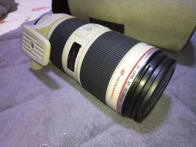 EF70-200mm F/2.8L IS II USM