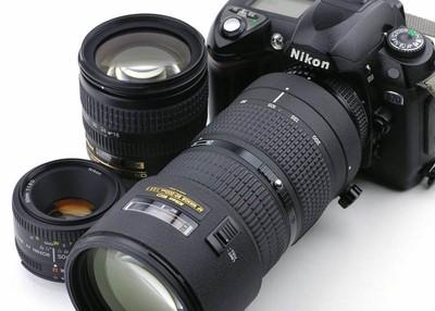 尼康 AF Zoom-Nikkor 80-200mm f/2.8D ED(小钢炮)三代