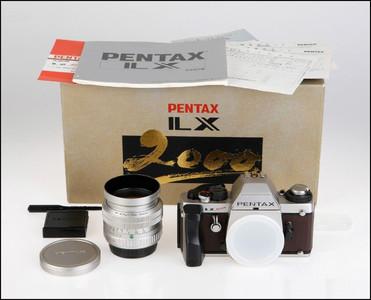 宾得 Pentax LX 2000 限量版 带501.2 新品 靓号588!