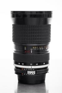 尼康 nikon 二手 闲置 ai-s 25-50mm 恒定f4.0 手动变焦镜头