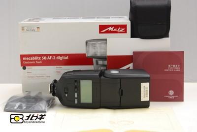 99新德国美兹METZ 58AF-2闪光灯佳能口行货带包装(BG05050006)