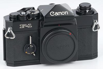新净 佳能F-1 F-1n Canon F-1n 二代全机械机皇 135胶卷胶片相机