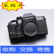 康泰时 CONTAX 167MT 167 MT 97新 135胶片单反 CY口 玩家首先