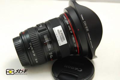95新佳能EF17-40/4L(BG05190002)