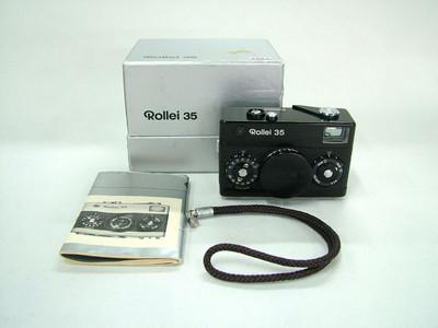 禄来 Rolleiflex 35  40/3.5镜头 有包装