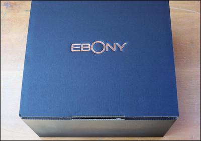 """Ebony 45S Ti 黑檀钛金属 全新机 带包装 """"收官之作"""""""