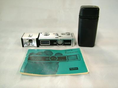 最漂亮的禄来微型机 Rollei 16S Carl Zeis