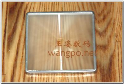 哈苏503裂像对焦屏带金属框适用于哈苏5.2系列