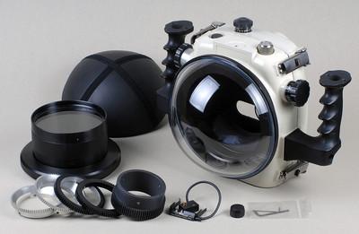 尼康Nikon F3 系列专用防水壳 AQUATICA 3 水下潜水罩 胶片相机
