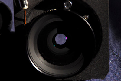 尼康 T*ED 270mm/F6.3 带原前后盖. 富士 6