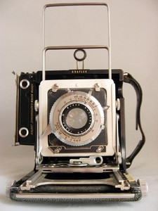 格拉菲23 6×9相机 柯达105mm镜头 67后背