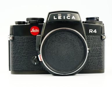徕卡/LEICA R4 胶片机身 后期