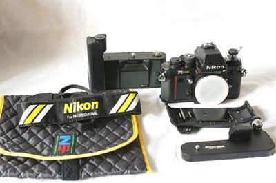 尼康 珍惜藏品 Nikon F3 Limited+MD4+M