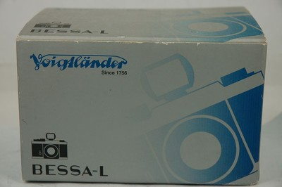 福伦达Voigtlander BESSA-L 胶片相机机身,L39螺口,包装.