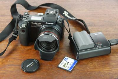 Canon/佳能 PowerShot Pro1 数码相机