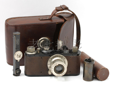 Leica/徕卡 Standard Model E 黑漆 35/3.5 大全套 L00800