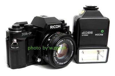 收藏级理光XR-P+50/1.7+260P灯大全套