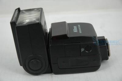 尼康 NIkon S B 600 机顶式TTL闪光灯,适用于尼康单反,带支架.