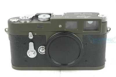 leica徕卡  M2 旁轴胶片相机,军绿色.