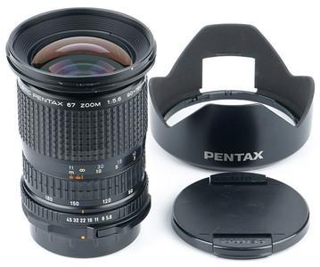 宾得 6X7 67 67II 用 SMC Pentax 67 90-180f5.6 变焦镜头