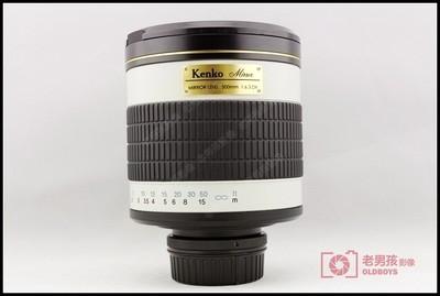 █★老男孩影像★█肯高kenko500mm f6.3 超远摄定焦折返镜头 尼康口镜头佳能口可用