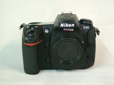 NIKON D300数码单反相机#4253