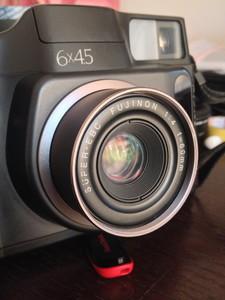 富士GA645 EBC 60mm/F4镜头 中画幅自动对焦旁轴相机