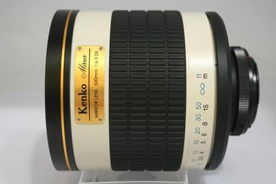 肯高 500/6.3 DX 反射镜   【包装,送T2转尼康】