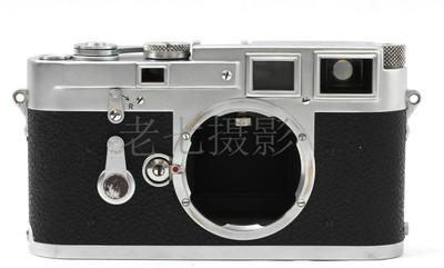 【收藏品】Leica 最早期M3 极罕见前后带角 L00547