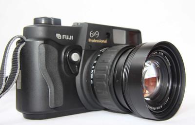 FUJI GW690III+95/3.5 镜头 6X9画幅