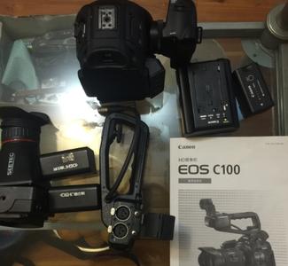 佳能 EOS C100摄像机